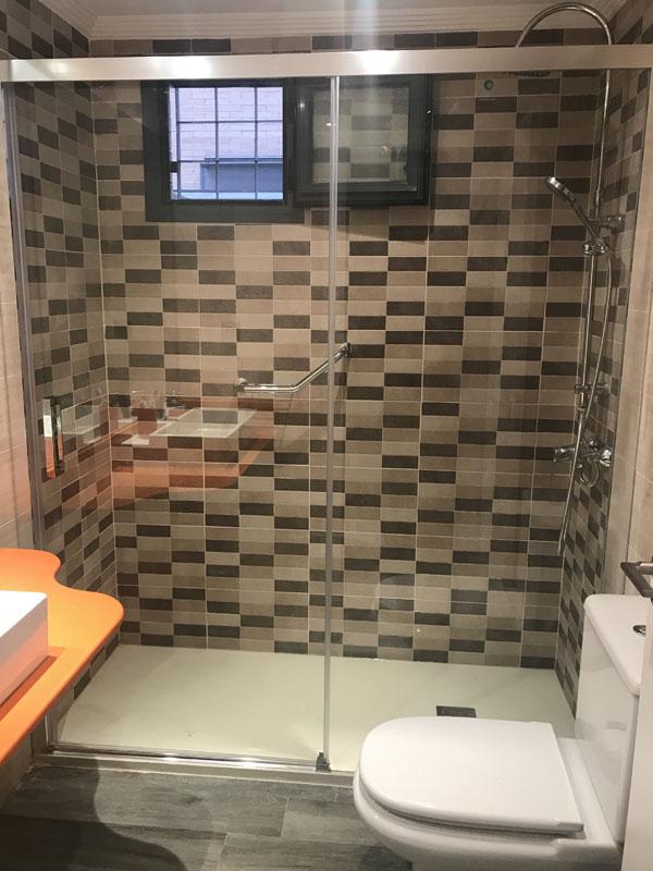 Reforma integral de baño - Después