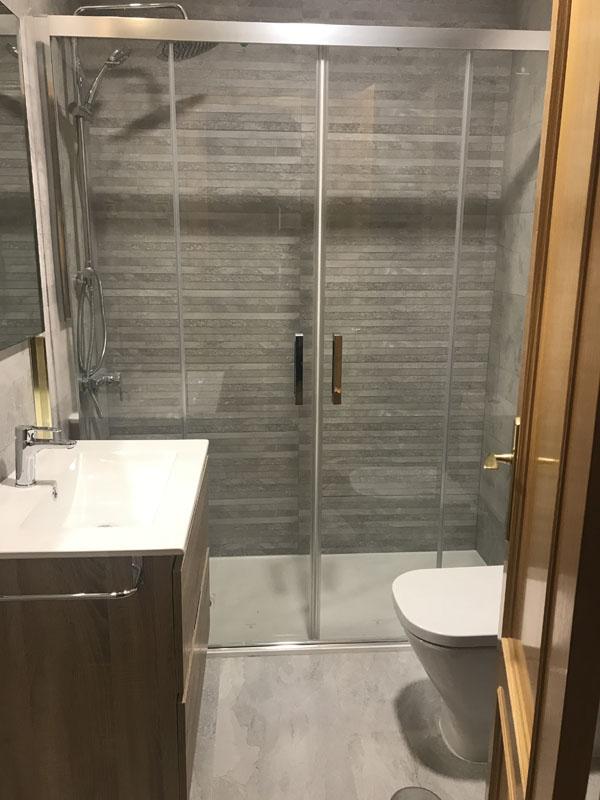 Cambio de bañera por plato de ducha - Antes 2