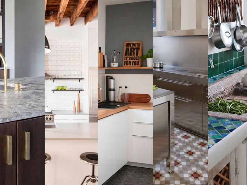 5 ideas de tipos de encimeras para la cocina dugal