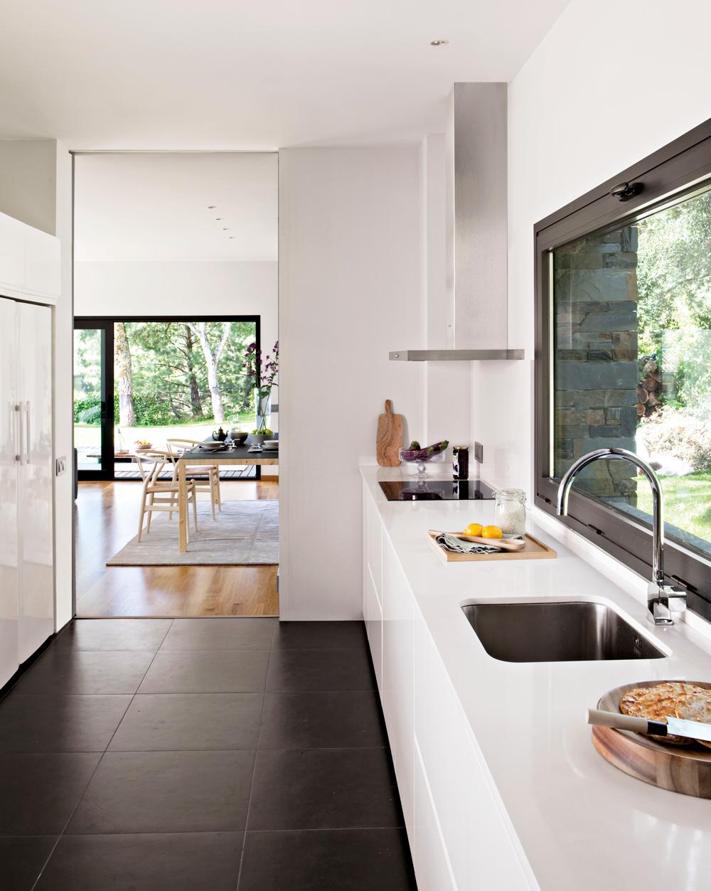 Elegir el suelo de la cocina trucos y consejos dugal - Azulejos suelo ...